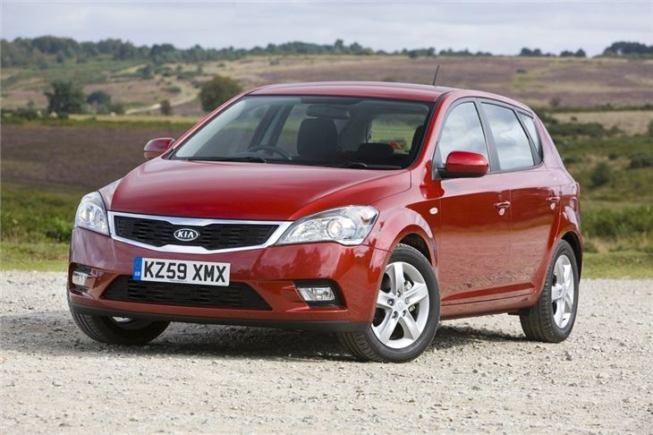 kia ceed  car review honest john