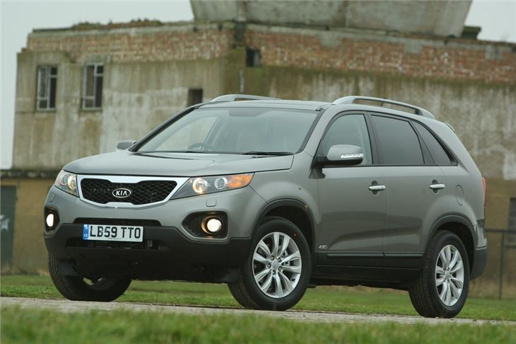 Kia Sorento 2010 Car Review Honest John