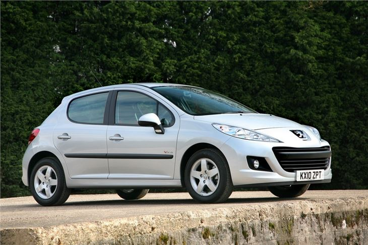 peugeot 207 2006 car review honest john. Black Bedroom Furniture Sets. Home Design Ideas