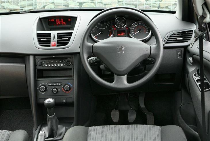 Peugeot 207 2006 Car Review Honest John