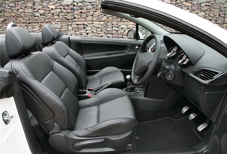 Peugeot 207 Cc 2007 Car Review Honest John