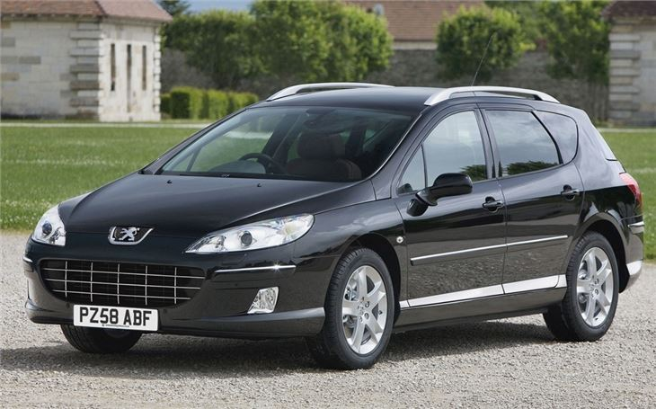 Peugeot 407 Sw 2004 Car Review Honest John