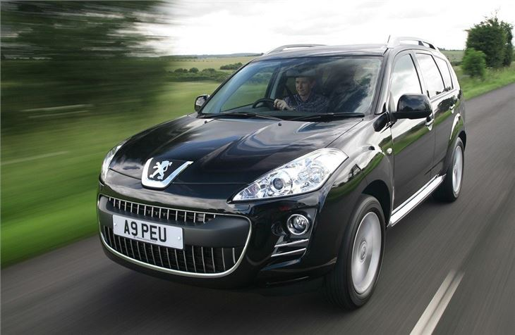 Peugeot 4007 2007 Car Review Honest John