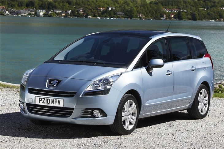 Peugeot 5008 2010 Car Review Honest John