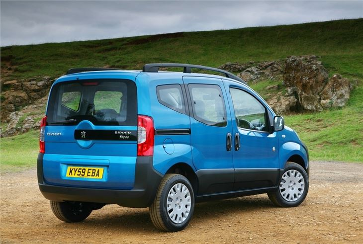 Car Brake Pads >> Peugeot Bipper Tepee 2009 - Car Review | Honest John