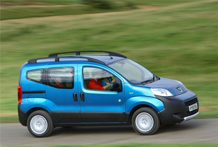 Peugeot Bipper Tepee 2009 Car Review Honest John