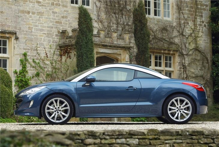 Peugeot Rcz 2010 Car Review Honest John