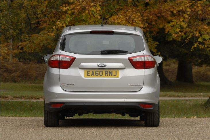 ford  max  car review honest john