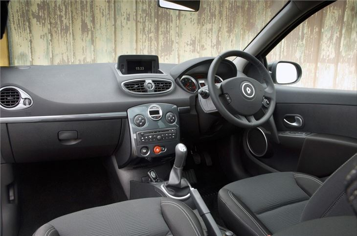 Renault Clio Iii 2009 Car Review Honest John