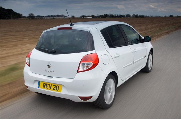 Bmw Used For Sale >> Renault Clio III-2 2009 - Car Review | Honest John