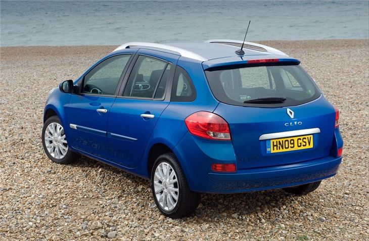 Renault Clio Sport Tourer 2008 Car Review Honest John