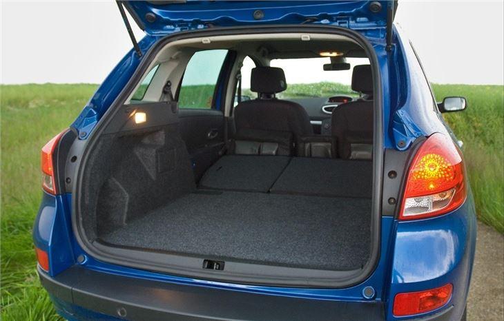 Renault Clio Sport Tourer 2008 Car Review Honest John