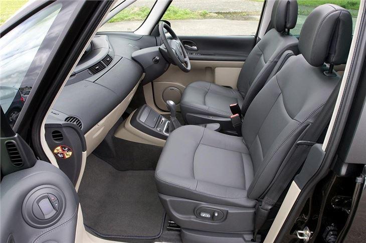 Renault Espace 2002 Car Review Honest John