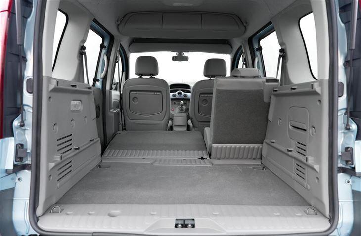 Renault Kangoo on Cars With Roomy Back Seats