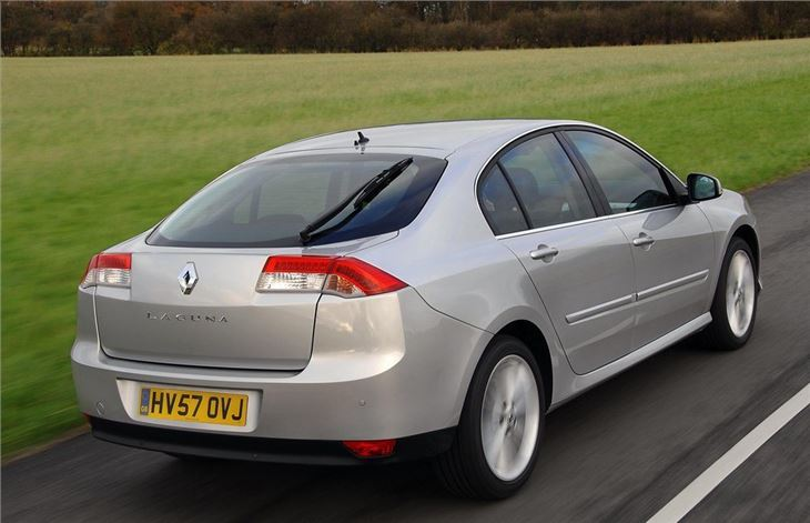 Renault Laguna 2007 Car Review Honest John