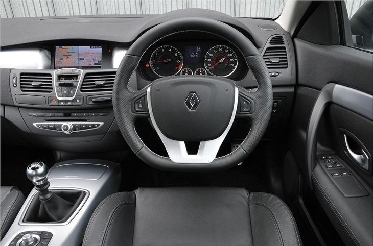 Renault Laguna Coupe 2009 Car Review Honest John
