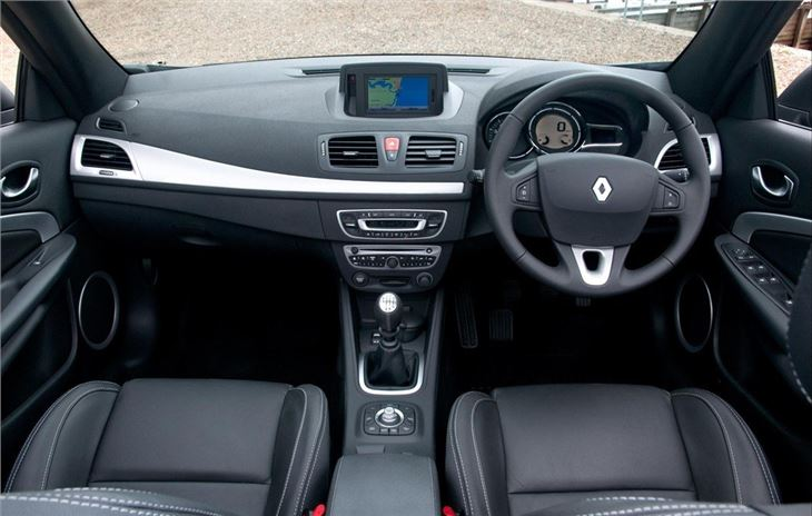 Renault Megane Coupe Cabriolet 2010 Car Review Honest John