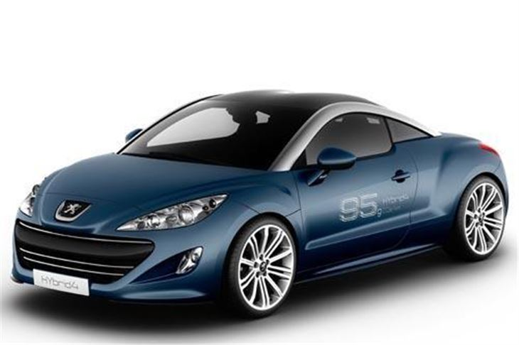 peugeot rcz 2010 road test road tests honest john. Black Bedroom Furniture Sets. Home Design Ideas