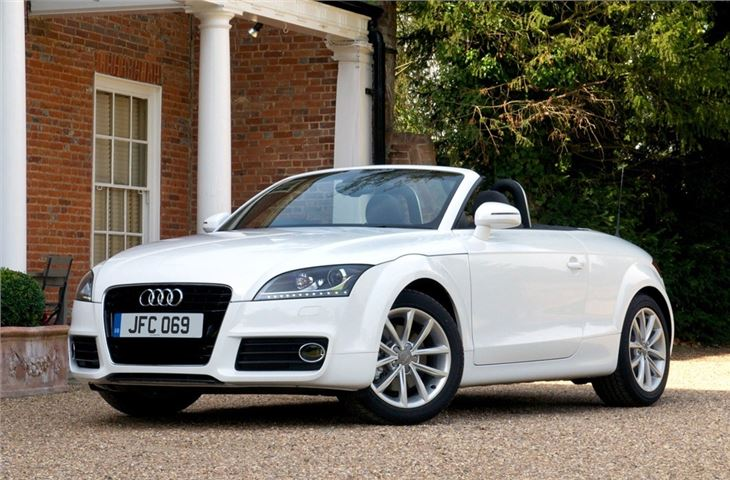 Audi Tt Roadster 2007 Car Review Honest John