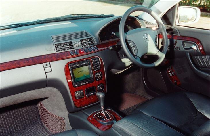 S Class W220 1999