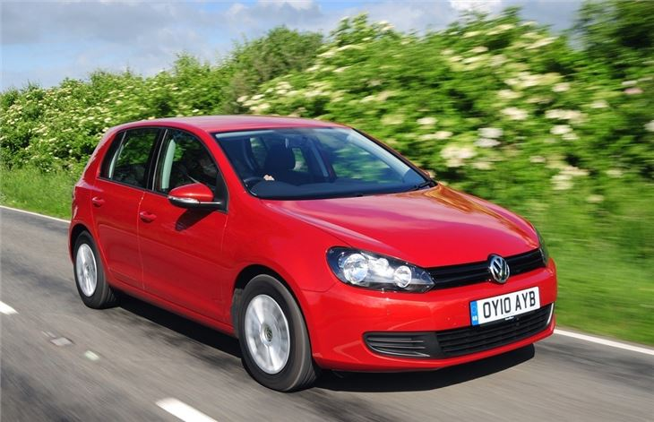 volkswagen golf vi  car review honest john