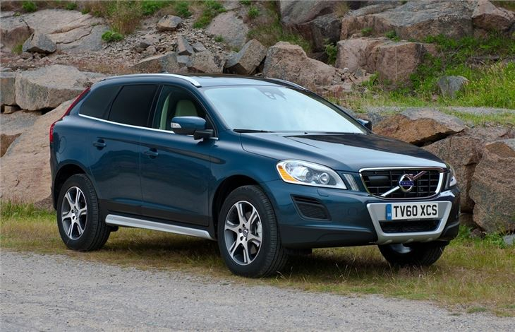 Volvo Xc60 2008 Car Review Honest John