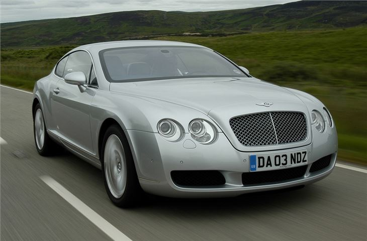Bentley Continental Gt 2003 Car Review Honest John