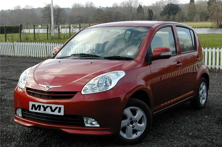 Perodua Myvi 2006 Car Review Honest John