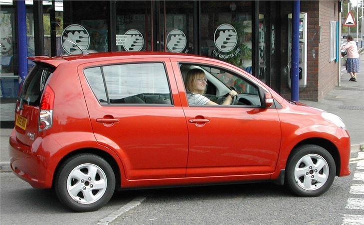 Perodua Myvi 2006 Car Review Honest John
