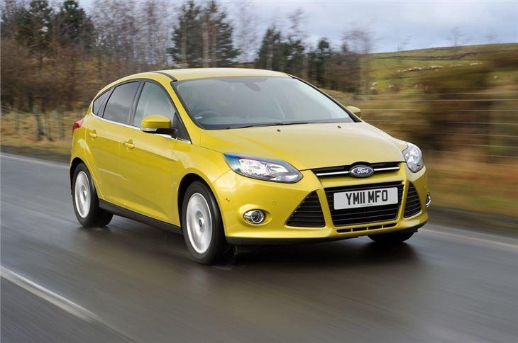 Ford Focus 2011 Car Review Honest John