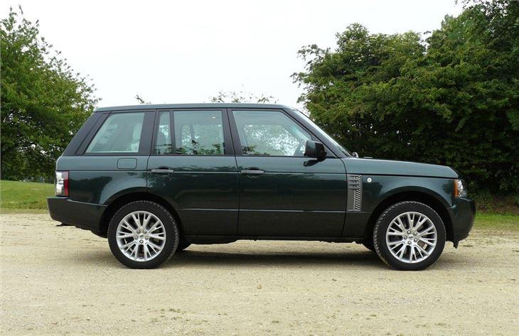 Land Rover Range Rover 2002 L322 Car Review Honest John