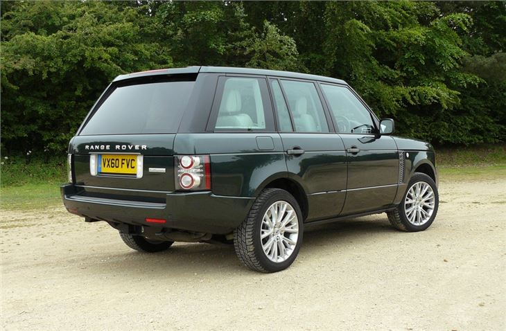 Land Rover Range Rover 2002 Car Review Honest John