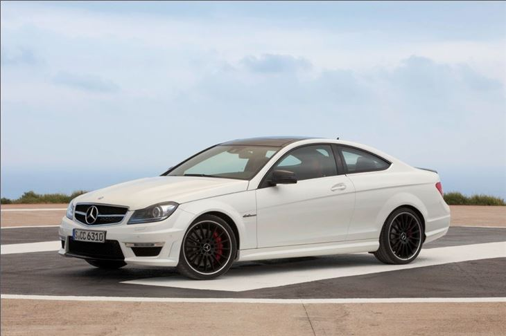 mercedes benz c63 amg coupe 2011 road test road tests. Black Bedroom Furniture Sets. Home Design Ideas