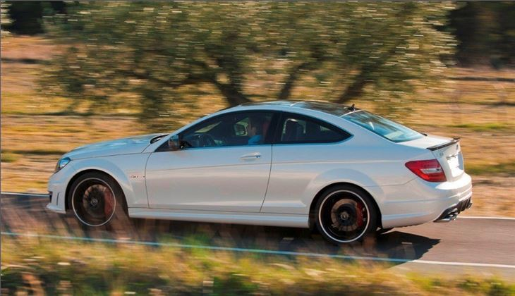 mercedes benz c63 amg coupe 2011 road test road tests honest john. Black Bedroom Furniture Sets. Home Design Ideas