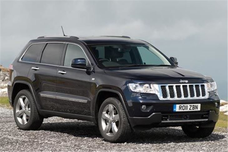 jeep grand cherokee 2011 road test road tests honest john. Black Bedroom Furniture Sets. Home Design Ideas