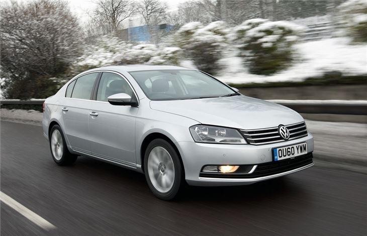 Volkswagen Passat B7 2011 - Car Review | Honest John