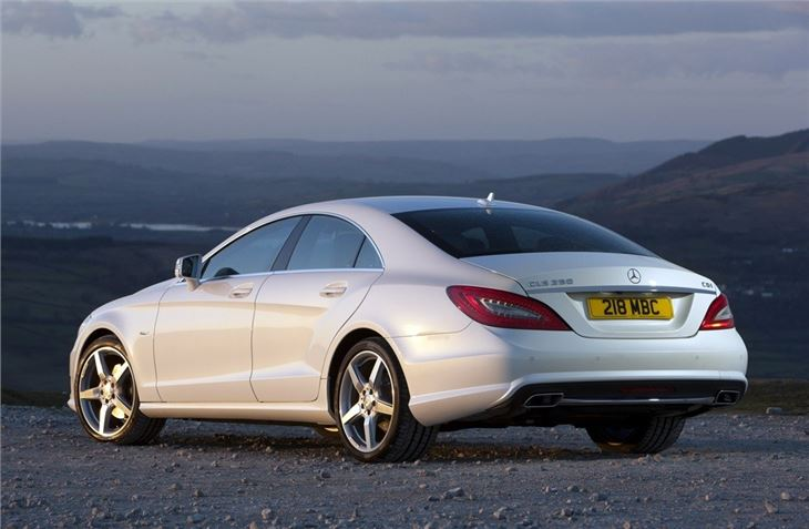 Mercedes Benz Cls 2011 Car Review Honest John