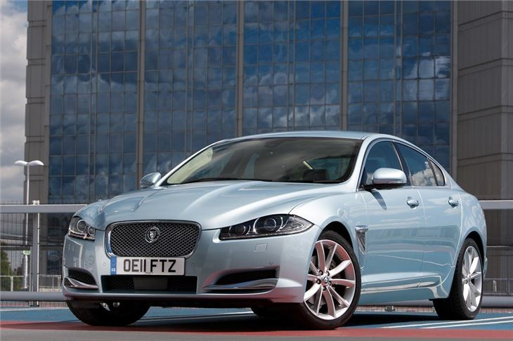 Jaguar Xf 2008 Car Review Honest John