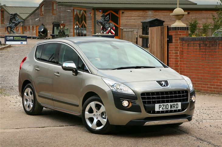 Peugeot 3008 2009 Car Review Honest John
