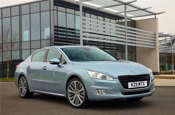 Peugeot 508 2011 - Car Review   Honest John