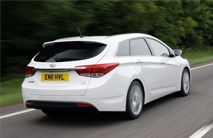 Hyundai I40 Tourer 2011 Car Review Honest John