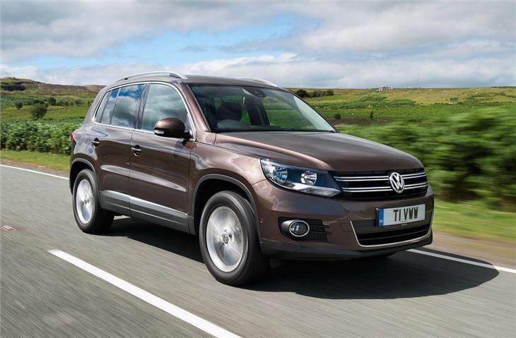 Volkswagen Tiguan 2008 - Car Review | Honest John