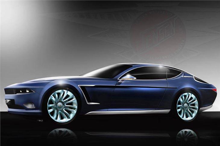 Jensen Interceptor 2012 - Car Review