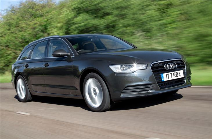 audi a6 avant 3 0 tdi 2011 road test road tests honest john. Black Bedroom Furniture Sets. Home Design Ideas