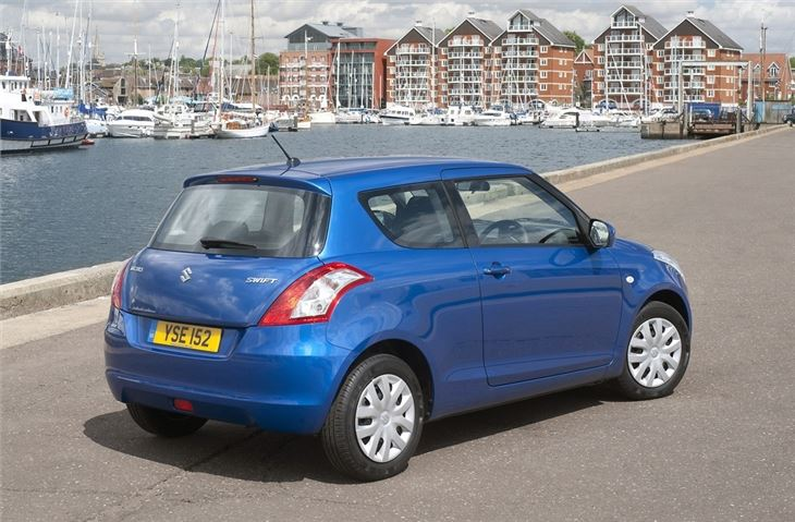 Quarry Garage Huddersfield >> Suzuki Swift 2010 - Car Review   Honest John