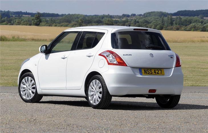 Suzuki Swift 2010 - Car Review   Honest John