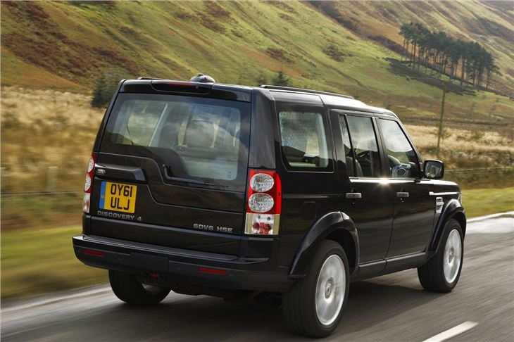 Toyota Land Cruiser Diesel >> Land Rover Discovery 4 2012 Road Test | Road Tests | Honest John
