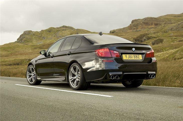 BMW M5 F10 2011 - Car Review | Honest John