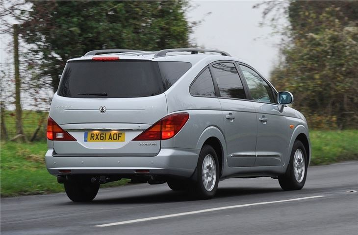 Ssangyong Rodius 2005 Car Review Honest John