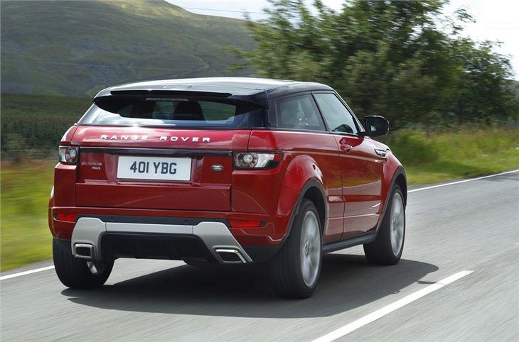 range rover evoque ed4 2011 road test road tests honest john. Black Bedroom Furniture Sets. Home Design Ideas